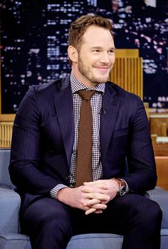 Chris Pratt on The Tonight Show Starring Jimmy Fallon - Dec. 2016
