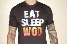 EAT SLEEP WOD