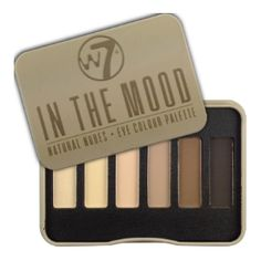 Trusa In The Mood de la W7 | dupe Naked Basics 1 - Urban Decay