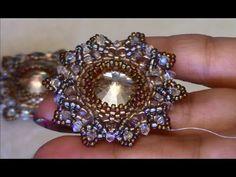 Handmade Jewelry: Mariel's Deep Illusion Pendant - YouTube