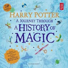 Harry Potter - A Journey Through A History of Magic Bloom... https://www.amazon.co.uk/dp/1408890771/ref=cm_sw_r_pi_awdb_x_Liz9zbRPWT6EP