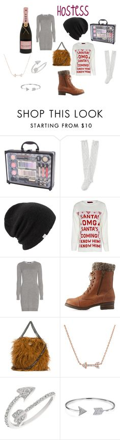 """""""Hostess With The Mostess"""" by charlese-b on Polyvore featuring claire's, Aéropostale, Coal, Polo Ralph Lauren, Charlotte Russe, STELLA McCARTNEY, Lord & Taylor, Bling Jewelry, holidays and hostessgifts"""