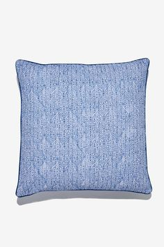 Roller Rabbit - BOA LACE QUILTED DECORATIVE PILLOW