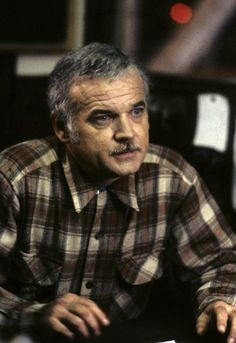Still of Jack Nance as Pete Martel in Twin Peaks (1990) via imdb.com