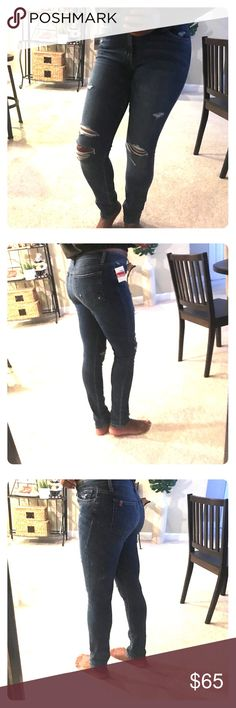 Joe's skinny ankle jeans New with tag Joe's skinny ankle jeans with nice rip destress very soft and nice stretch to it Joe's Jeans Jeans Skinny