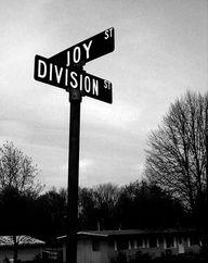 Joy Division is eternal.