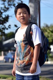 """in Episode 2 some awkwardness is shed; the show delivers a rewarding story about report cards and parental expectations, with Ms. Wu getting most of the laughs. """"Fresh Off the Boat"""" may traffic in as many Asian-American stereotypes as it busts but the relationship between Mom and the hip-hop-loving Eddie is the most genuine in the series... http://www.nytimes.com/2015/02/04/arts/television/fresh-off-the-boat-abc-show-based-on-eddie-huangs-memoir.html?_r=0"""