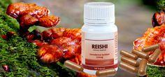 red reishi doplněk stravy kapsle