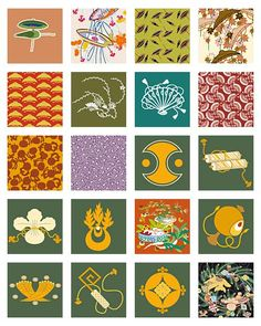 japanese traditional patterns