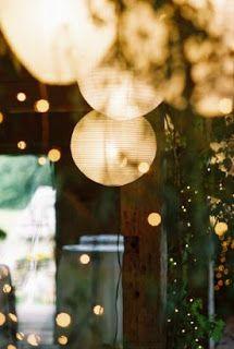 Ambiance lanternes