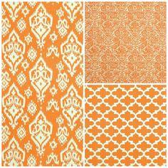 Pillows Decorative Throw Pillows Apricot Orange by PillowsByJanet, $13.00
