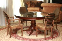 Luxury Hotel #kiev #stagdo Dining Chairs, Dining Table, Hotels, Luxury, Furniture, Home Decor, Dinning Chairs, Dining Chair, Room Decor