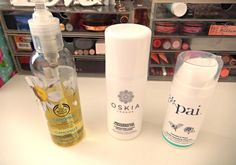 A Great Cleansing Trio http://www.mrsdloves.com/2015/03/a-great-cleansing-trio.html