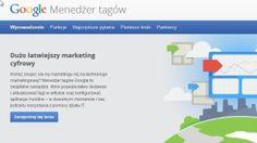 Google Tag Manager (GTM) to system, który pozwala na łatwe dodawanie różnego rodzaju tagów mierzących (trakujących). Dodawanie tagów to coraz częstsza praktyka na stronach WWW, ze względu na możliwość mierzenia ruchu i określenie pochodzenia ruchu w serwisie.