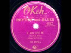ROYALS - DREAMS OF YOU / IF YOU LOVE ME