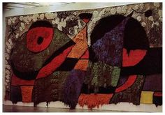 Big Carpet - (Joan Miro)