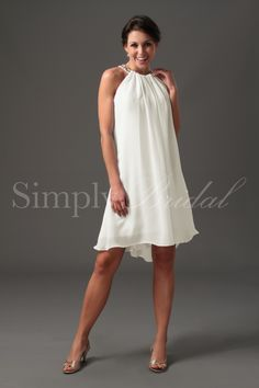 Thinking about a dress like this for our 20 year anniversary. We want to renew our vows somewhere on a beach.