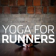 Yoga for Runners. Actual video classes! Awesome!