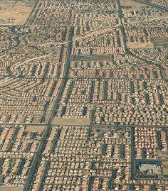 Urban sprawl, Las Vegas | Nevada