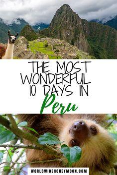 Peru 10 Days | Peru Itinerary 10 Days | 10 Days in Peru Packing | 10 Days in Peru Itinerary | Peru Travel Inspiration | Things to do in Peru | Peru Photography | Travel to Peru | Peru Travel Tips | Rainbow Mountain Peru | Lima Peru | Machu Picchu Peru | Cusco Peru #peru #perutravel #machupicchu #peruphotography