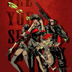 Cowboy Bepop The core forged of Netflix's live-action series adaptation of Cowboy Bebop has been unconcealed, and it'. Manga Anime, Manga Art, Anime Art, Faye Valentine, Cowboy Bebop Wallpapers, Cowboy Bepop, Cowboy Bebop Anime, See You Space Cowboy, Space Cowboys