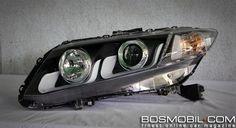 Headlamp DS Version All New Honda Civic #BosMobil