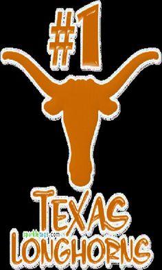 Like if you're a Texas Longhorn fan!