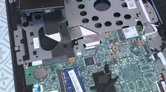 Awesome Open/Disassembling the Lenovo Flex 2 15 laptop - Disassemble Tutorial - Replace hard disk