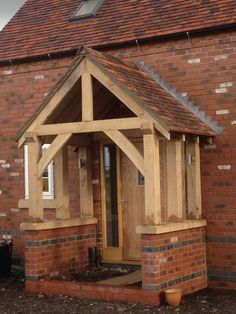 Oak Porch   Hand Crafted And Fully Installed As Little As. £850 uk.picclick.com