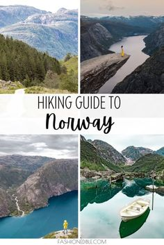 best hikes in Norway | where to hike in Norway | top hikes in Norway | hidden hikes | where to hike in Norway | epic Norway Travel Guide, Europe Travel Guide, France Travel, Budget Travel, Travel Guides, Road Trip Europe, Hiking Guide, Travel Route, Best Hikes