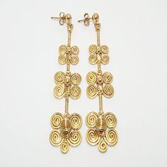 Designer Earrings from Designs by Terra Jewelry