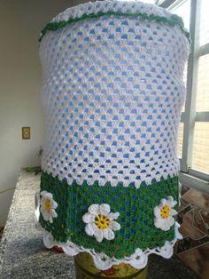 Capa De Botijao De Gas De Croche Com Graficos | LZK Gallery