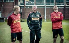 The Ginger Prince, Fergie and The Welsh Wizard! ♥