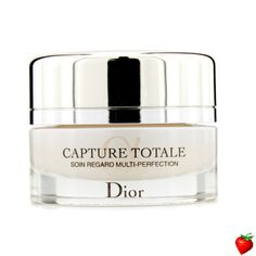 Christian Dior Capture Totale Soin Regard Multi-Perfection Eye Treatment 15ml/0.5oz #ChristianDior #Skincare #EyeTreatment #Valentines #FREEShipping #StrawberryNET #GiftIdeas #Giveaway
