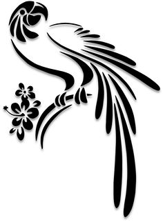 Birds – Silhouettes – Art & Islamic Graphics