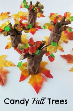 Candy Fall Trees eas