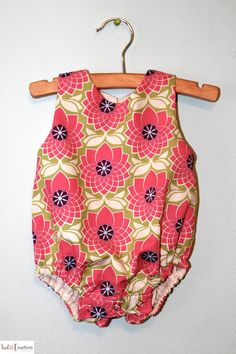 Baby Playtime RomperMums by KaitEmersonDesigns on Etsy, $43.00