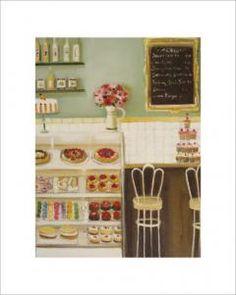 Janet Hill The Italian Baker