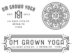 An old friend of mine from high school opened up her own yoga studio in my hometown. Namaste
