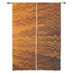 Colorful Abstract light wave lines Curtains> Abstract light wave texture> Victory Ink Tshirts and Gifts