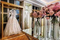 A look inside the atelier of ZUHAIR MURAD with photos by Genia Maalouf. Absolutely love this! See more photos: http://senat.us/1Ee7g2p