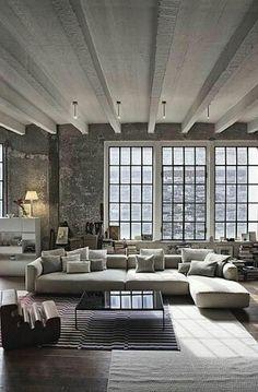 einrichtungsideen gelb sessel wohnzimmer möbel modern trendy ... - Wohnzimmermobel Modern