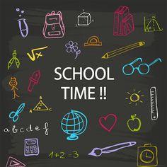 LIFE MAGIC BOX Vinyl Back To School Chalkboard Backdrops Photo Background Backdrop Ideas #Affiliate