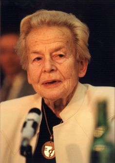 """Ms. Helvi Sipilä, the first woman to hold the rank of Assistant Secretary-General at the United Nations, passed away on 15 May 2009 at age 94. Ms. Sipilä was an inspirational leader with a strong life-long commitment to gender equality. Her life provides an eloquent demonstration of what a woman in power can accomplish."" (quote) picture via United Nations."