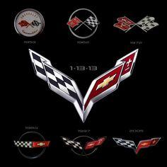 Emblems.