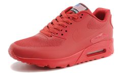 newest d8eb0 f9961 nike air max prm american flag running shoes in red nike air max athletic  shoes on sale for