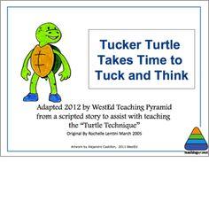 Tucker the turtle Social Emotional Development, Emotional Regulation, Cozy Corner, Child Care, Therapy Ideas, Stress Management, Social Skills, Manners, Grade 1