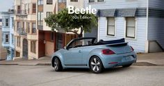 Introducing the new #VWBeetle '60s Edition