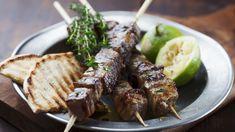 Grillrezepte: Griechische Spezialitäten am Spieß