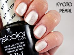 Gelcolor by OPI - Kyoto Pearl #nails #beauty #manicure